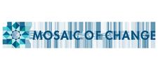 Mosaic of Change Logo